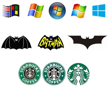 Design trend 1: minimalistische logo ontwerpen