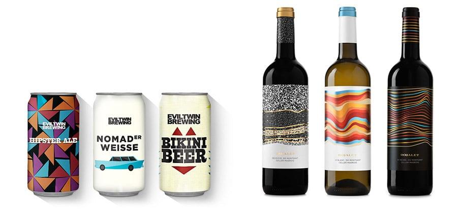 Print design trends voor productverpakkingen