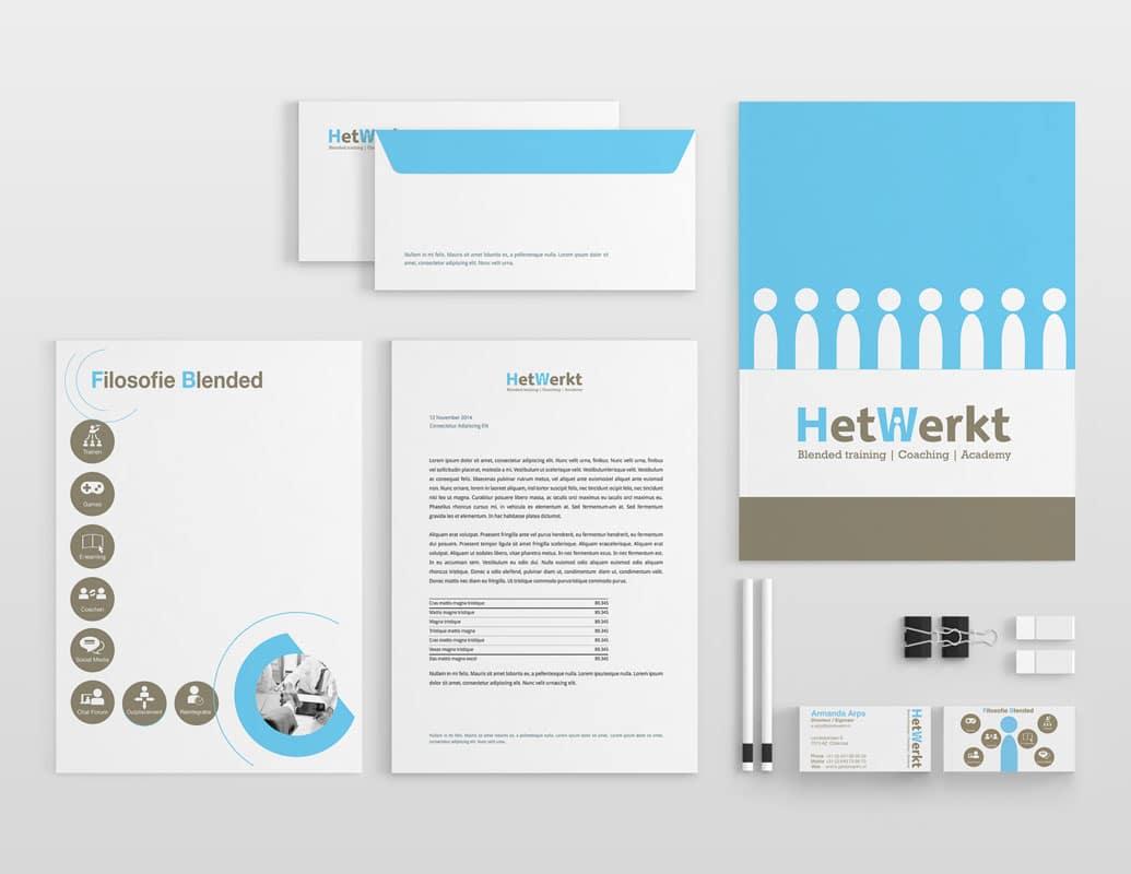 Een goed huisstijl ontwerp spreekt jouw doel groep aan for Design offerte