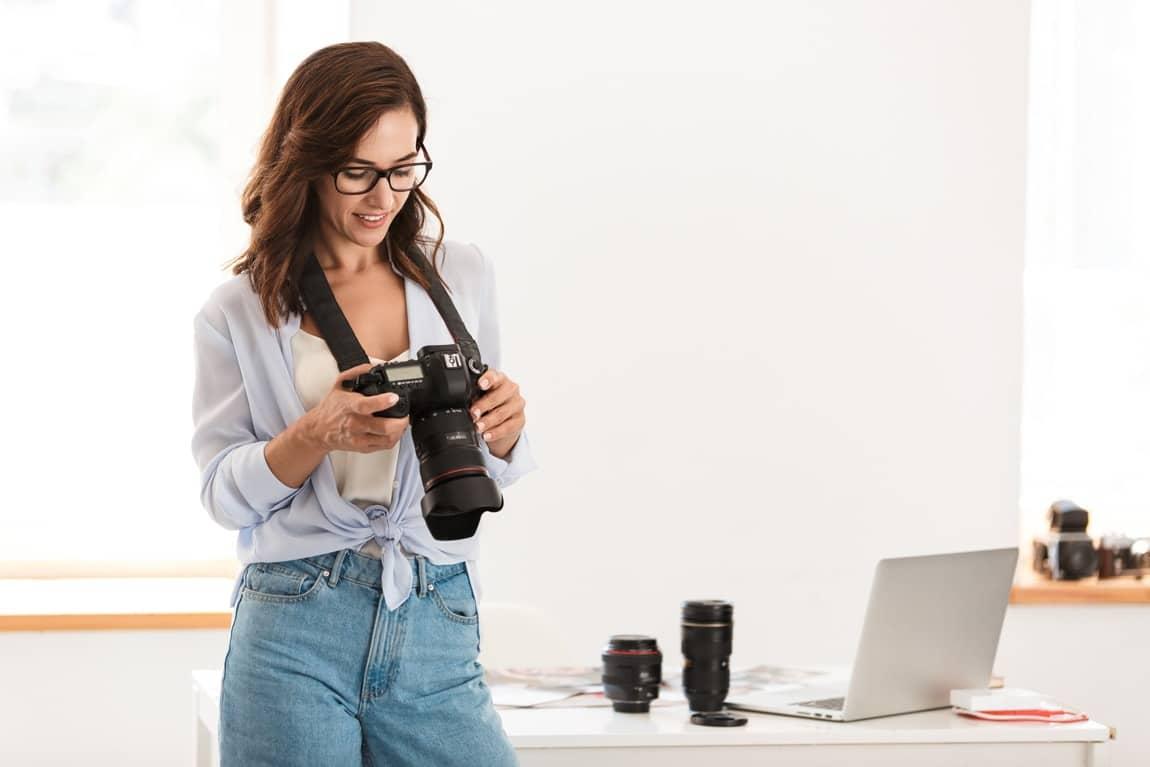 Goede productfoto's kunnen de conversie van je webshop verhogen