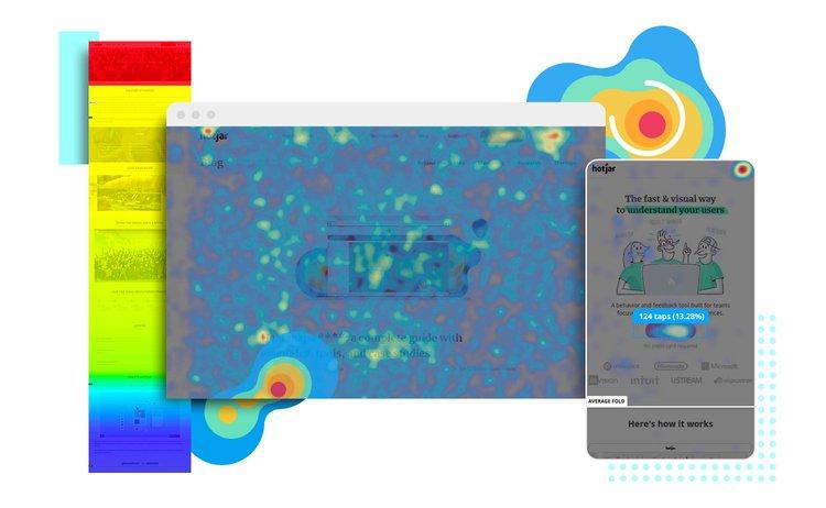 Volg het scroll-en clickgedrag van je bezoeker met een heatmap