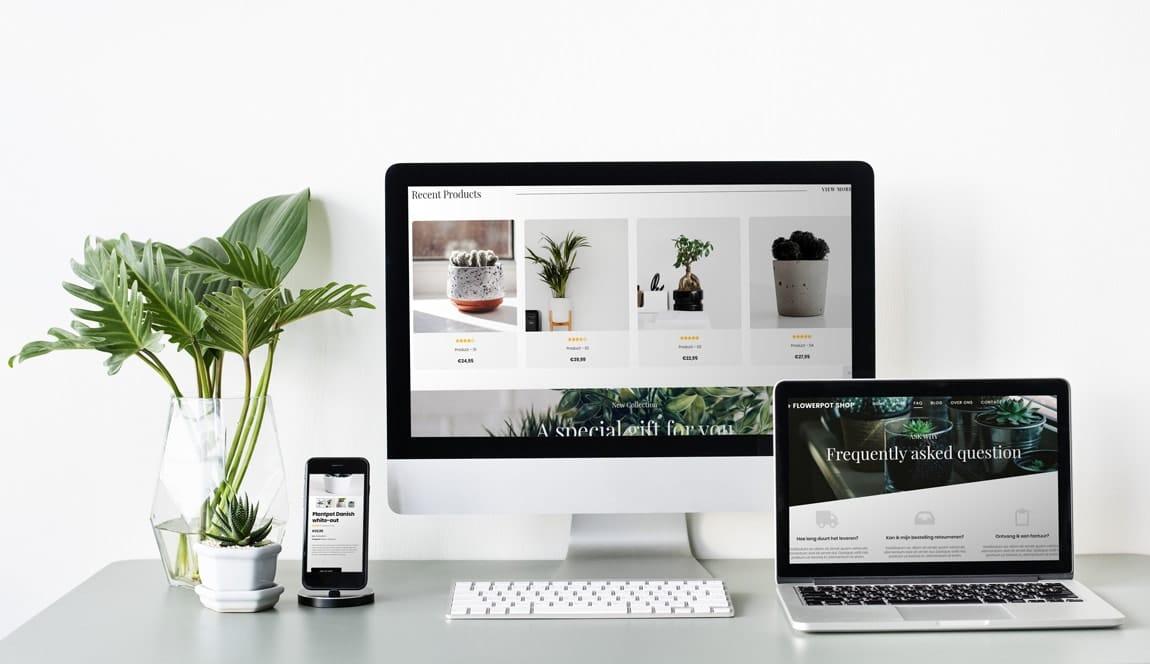 Unieke webshop op maat laten maken in Limburg