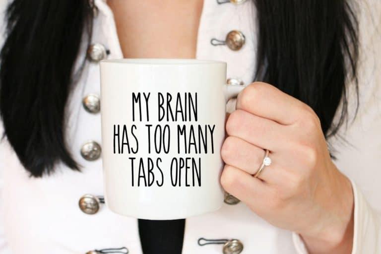 Meer rust in je hoofd met de brain dump methode