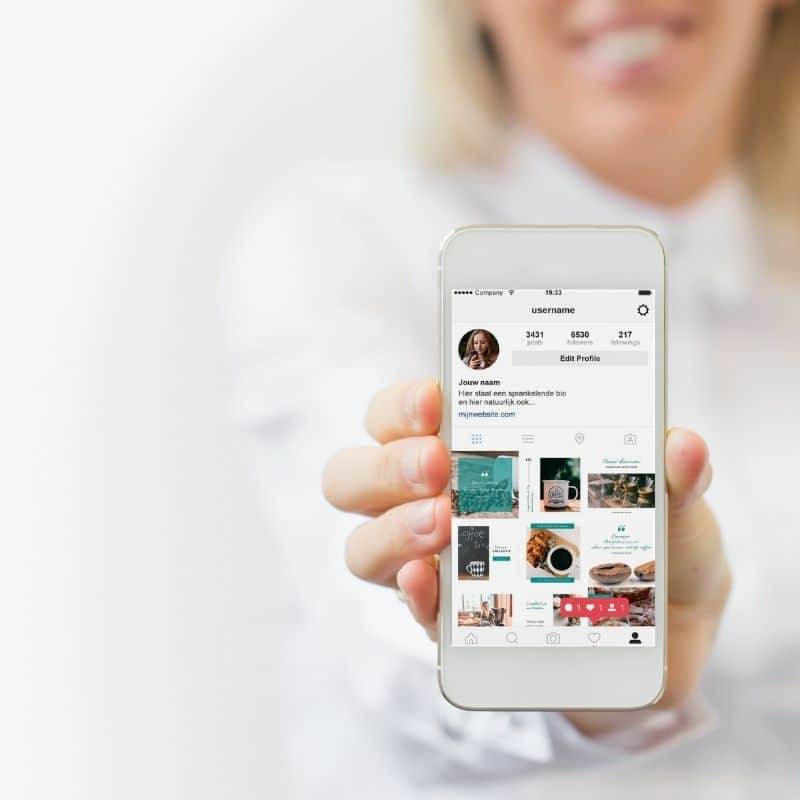 Social media marketing & contentcreatie